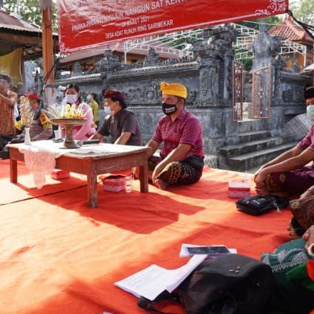 04. Pacentokan Bulan Bahasa Bali Ketiga Tahun 2021