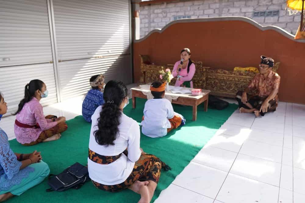 02. Pacentokan Bulan Bahasa Bali Ketiga Tahun 2021