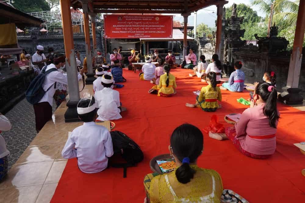 01. Pacentokan Bulan Bahasa Bali Ketiga Tahun 2021