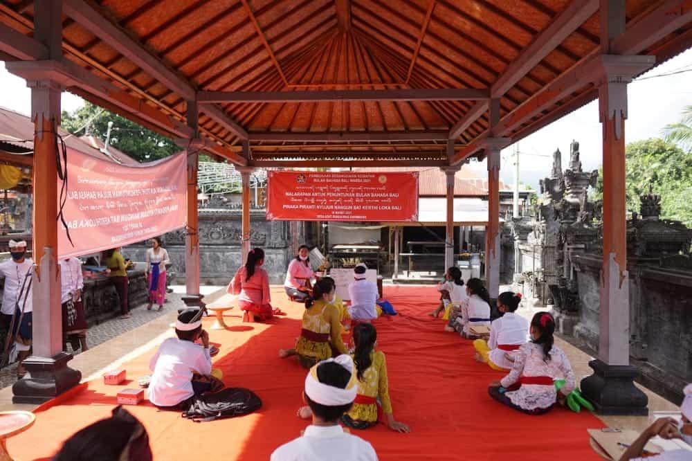 05. Pacentokan Bulan Bahasa Bali Ketiga Tahun 2021